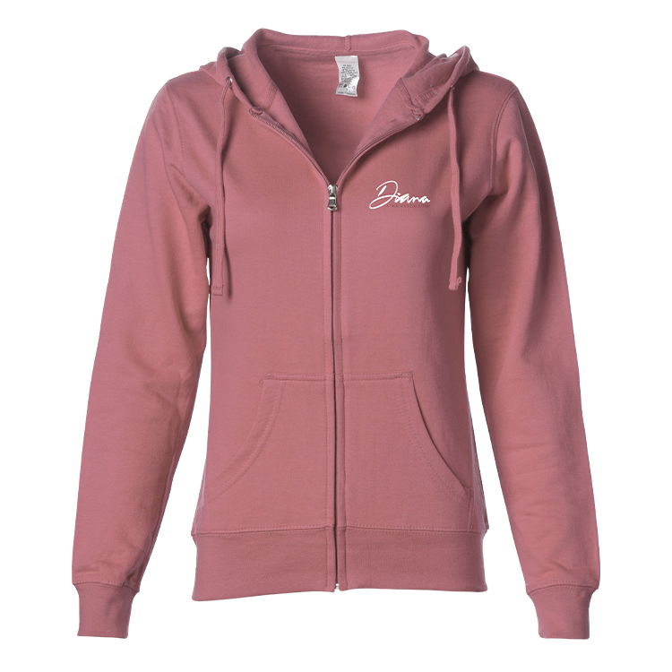 Women's Zip Up
